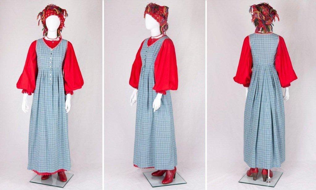 Современный русский костюм